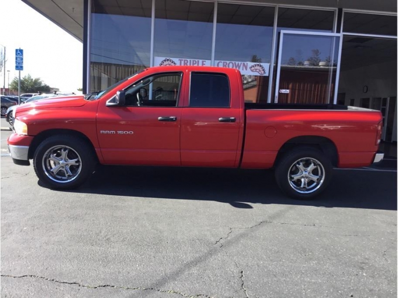 Dodge Ram 1500 Quad Cab 2005 price $8,995