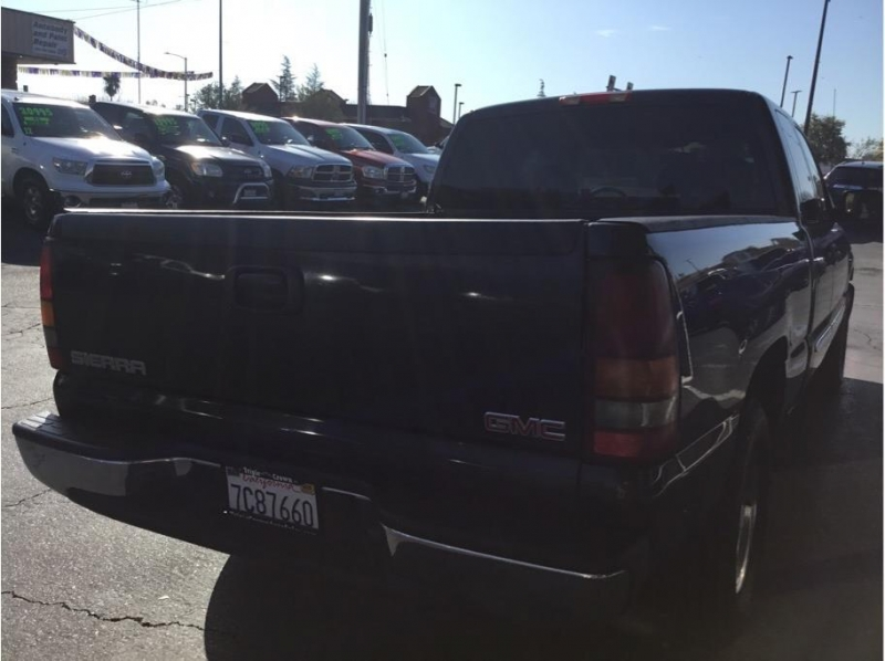 GMC Sierra 1500 Extended Cab 2003 price $8,995