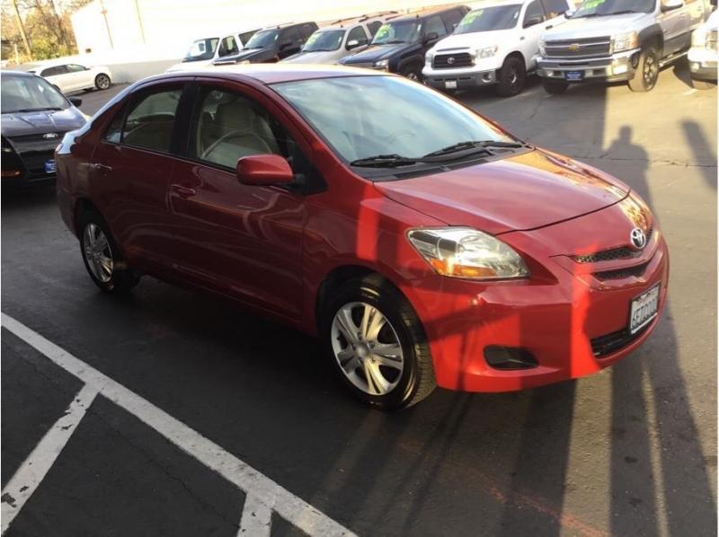 Toyota Yaris 2008 price $5,995