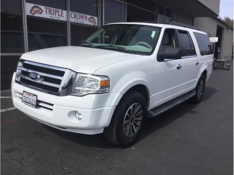 Ford Expedition EL 2012 price $11,995