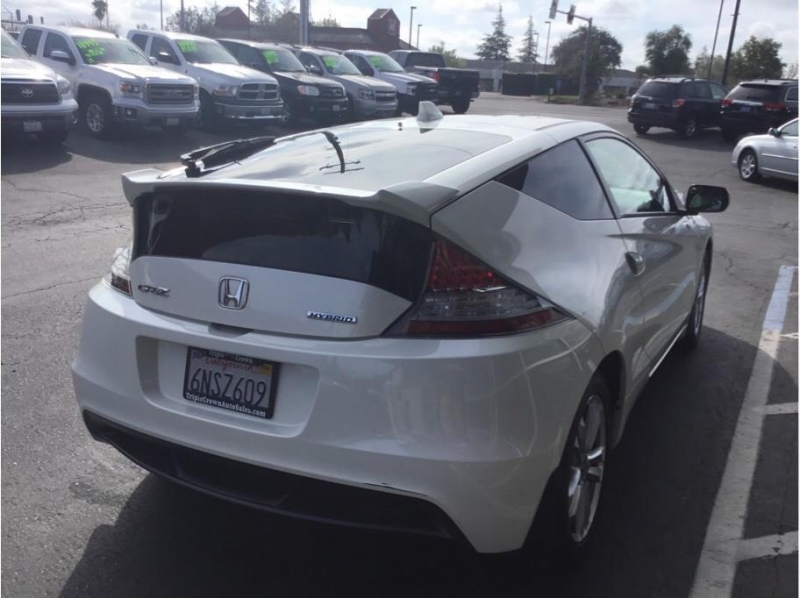 Honda CR-Z 2011 price $7,995
