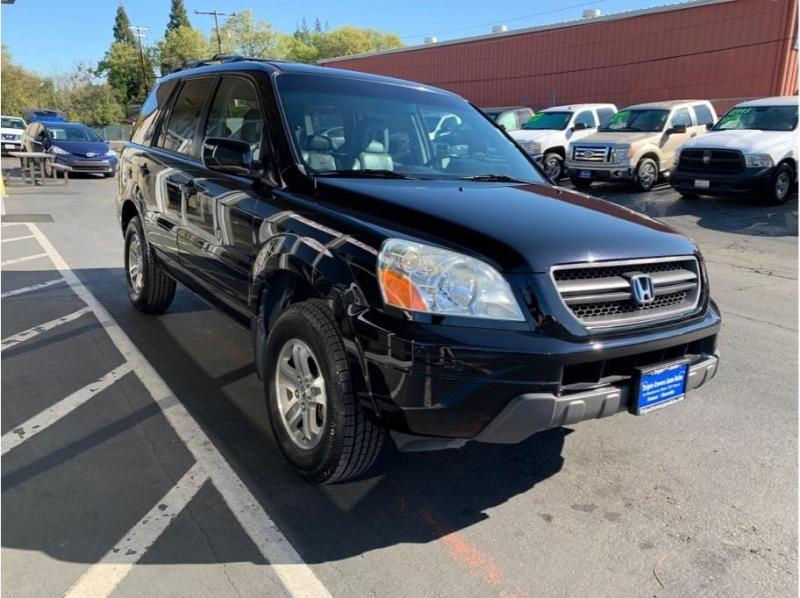 Honda Pilot 2004 price $7,995