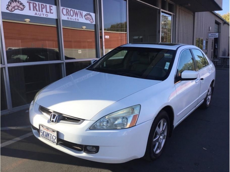 Honda Accord 2005 price $6,594