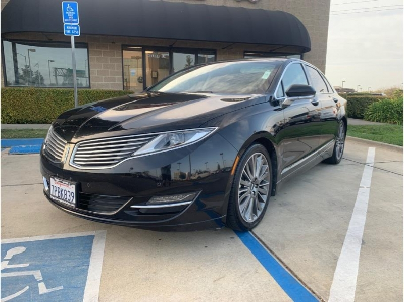 Lincoln MKZ 2014 price $9,995