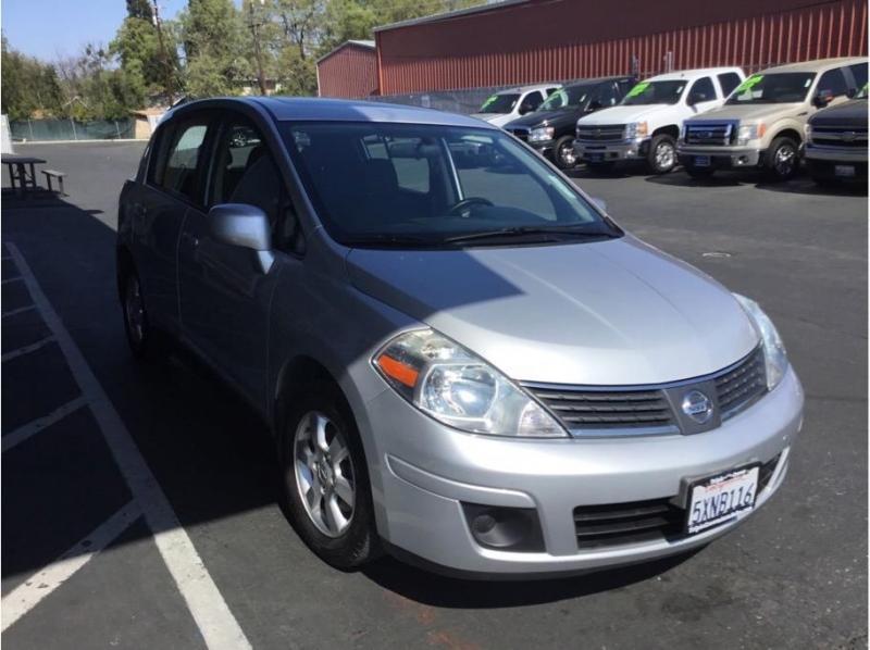 Nissan Versa 2007 price $5,995