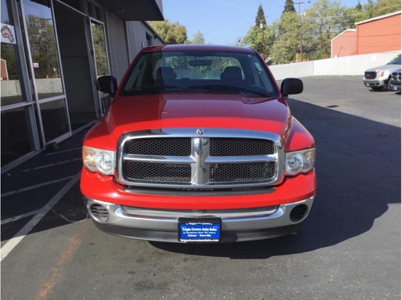 Dodge Ram 1500 Quad Cab 2005 price $8,995