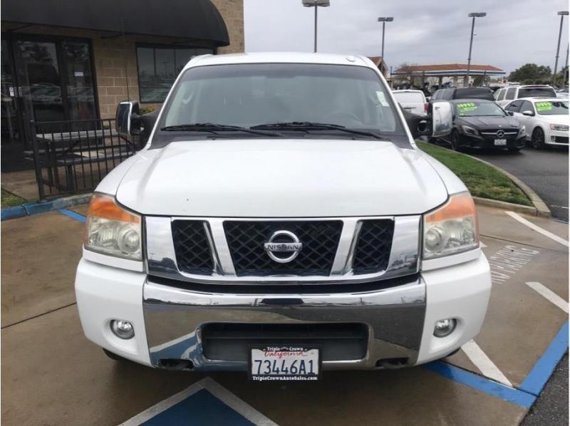 Nissan Titan Crew Cab 2010 price $13,995