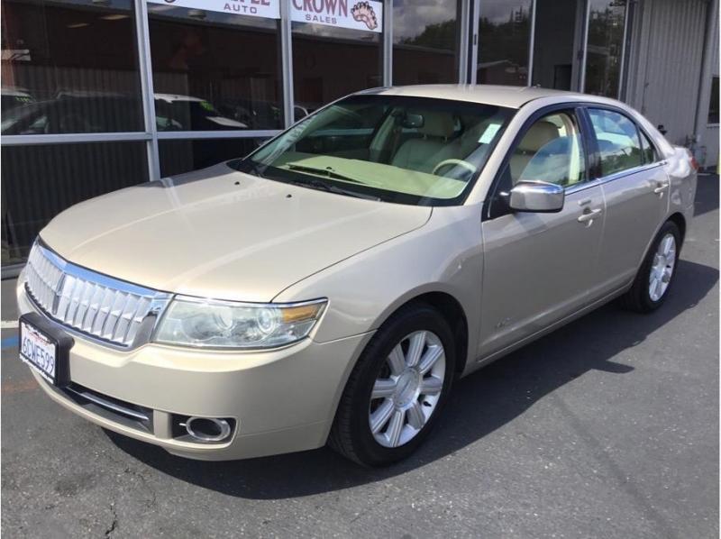 Lincoln MKZ 2008 price $6,995