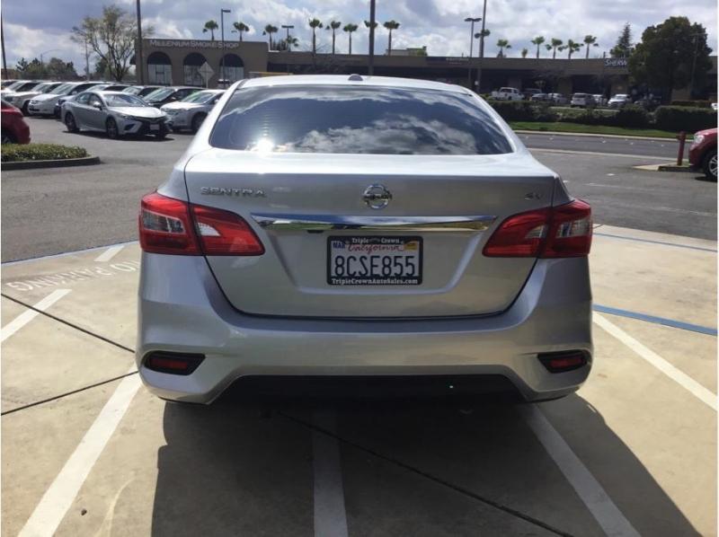 Nissan Sentra 2018 price $12,995
