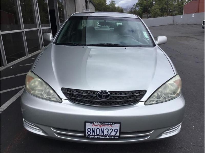 Toyota Camry 2004 price $5,495