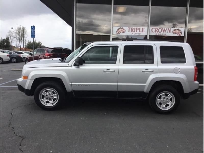 Jeep Patriot 2012 price $8,995
