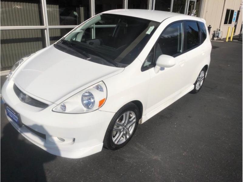 Honda Fit 2007 price $6,995