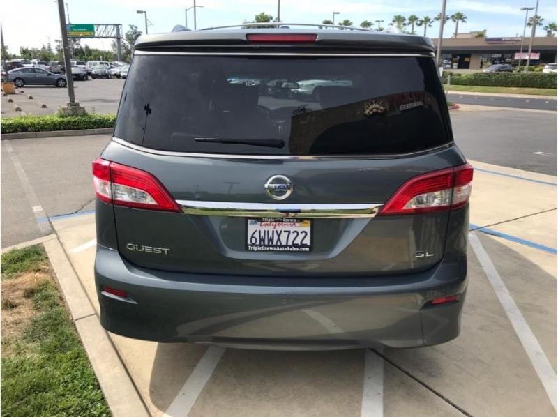 Nissan Quest 2012 price $7,995
