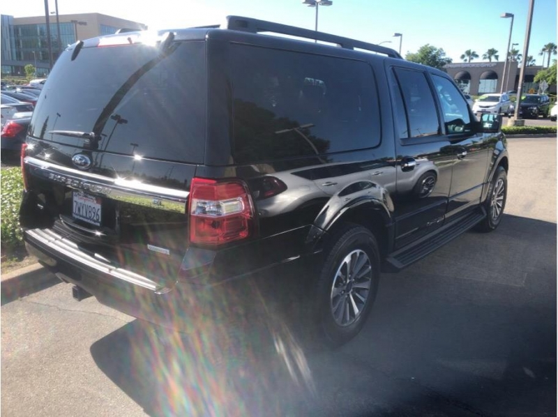 Ford Expedition EL 2015 price $16,995