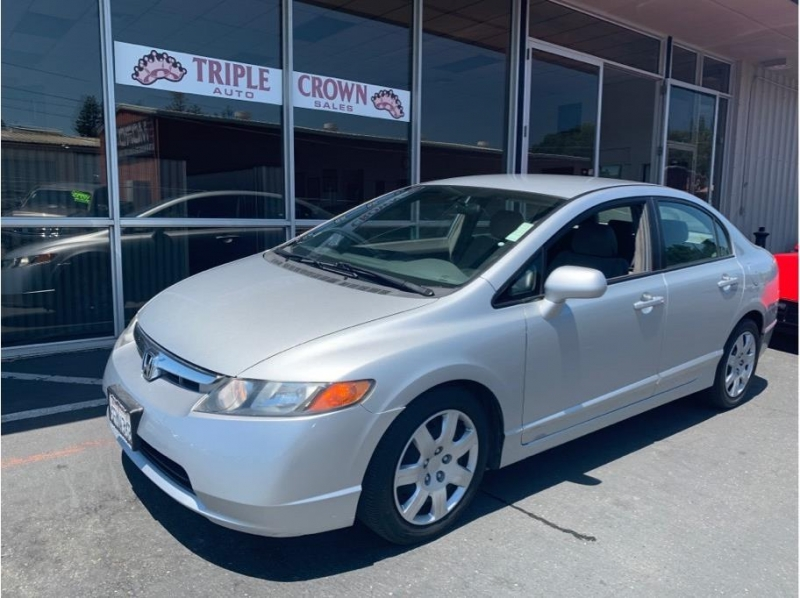 Honda Civic 2008 price $6,995
