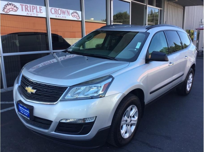 Chevrolet Traverse 2016 price $12,995
