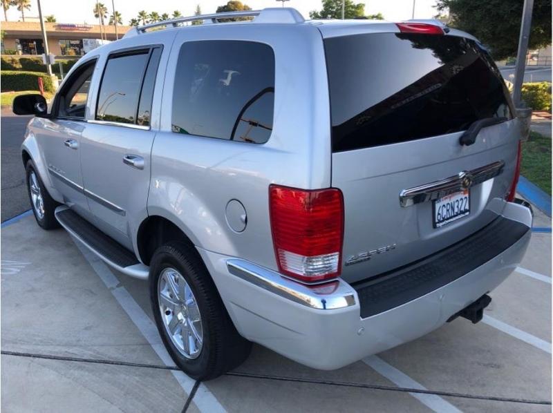 Chrysler Aspen 2008 price $7,995