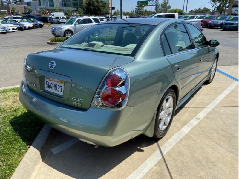 Nissan Altima 2006 price $7,995