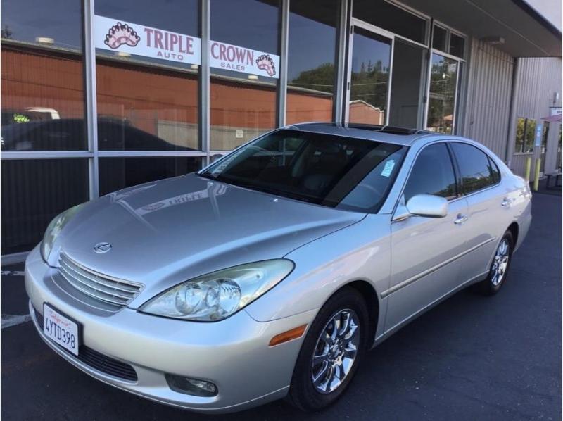 Lexus ES 2002 price $7,995