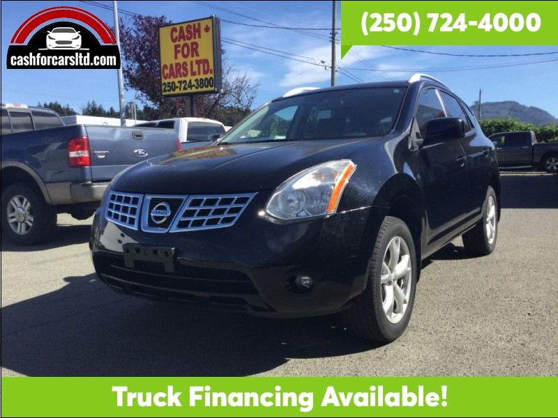 Nissan Rogue 2008 price $5,898