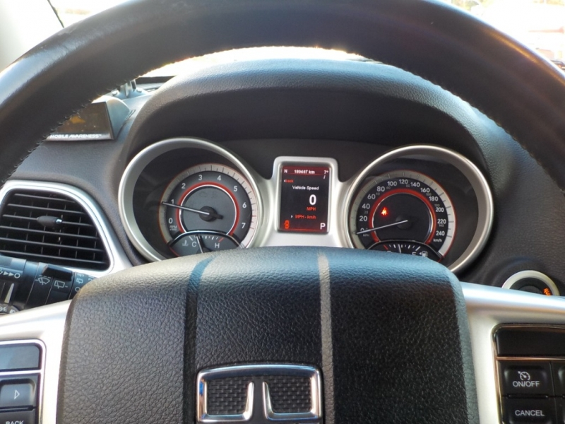 Dodge Journey 2011 price $6,898