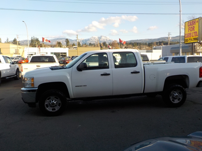 Chevrolet Silverado 2500HD 2014 price $16,898