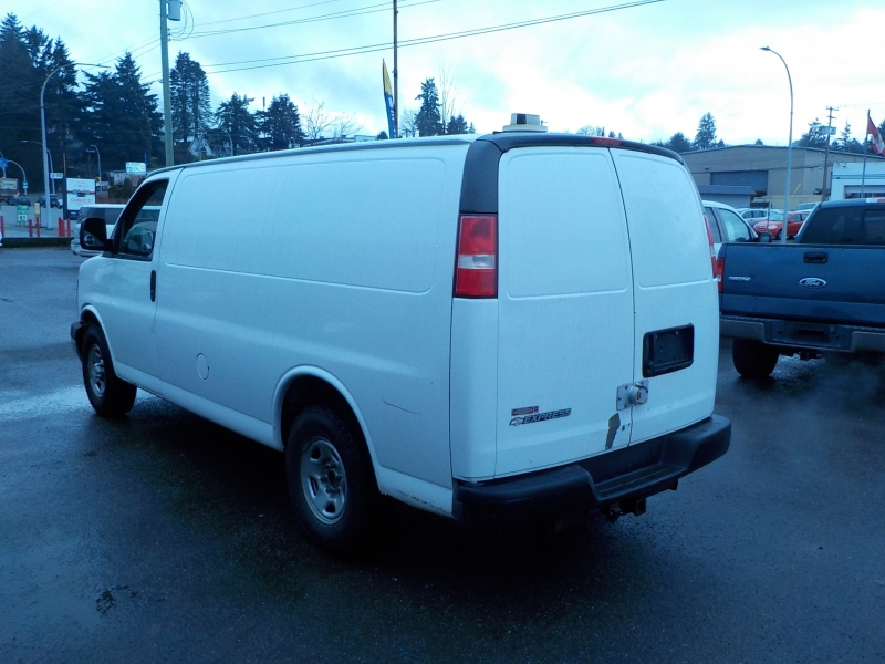 Chevrolet Express Cargo Van 2007 price $4,898