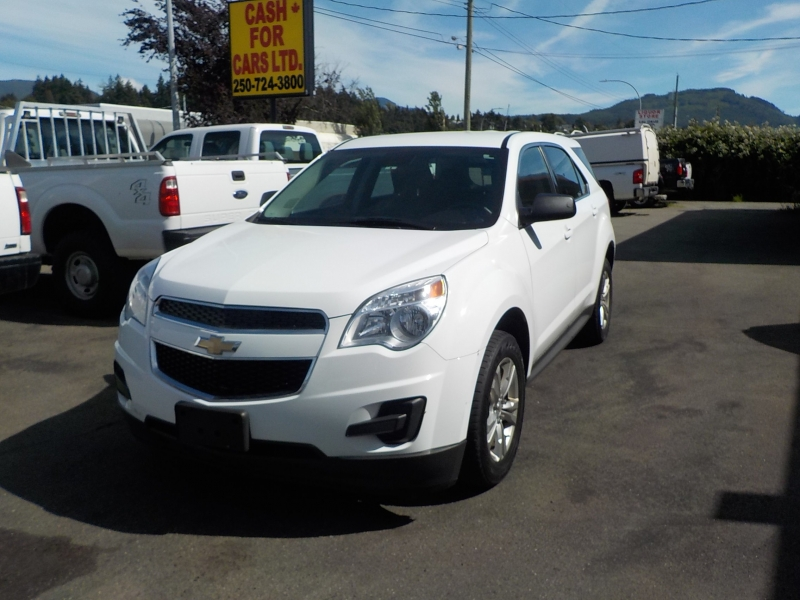 Chevrolet Equinox 2012 price $9,898