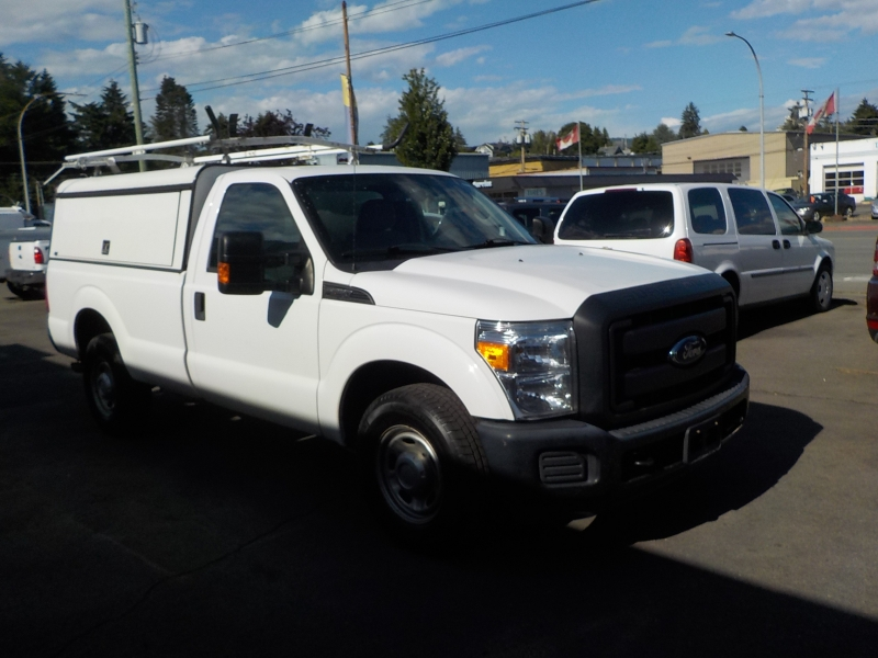Ford Super Duty F-250 SRW 2015 price $13,898