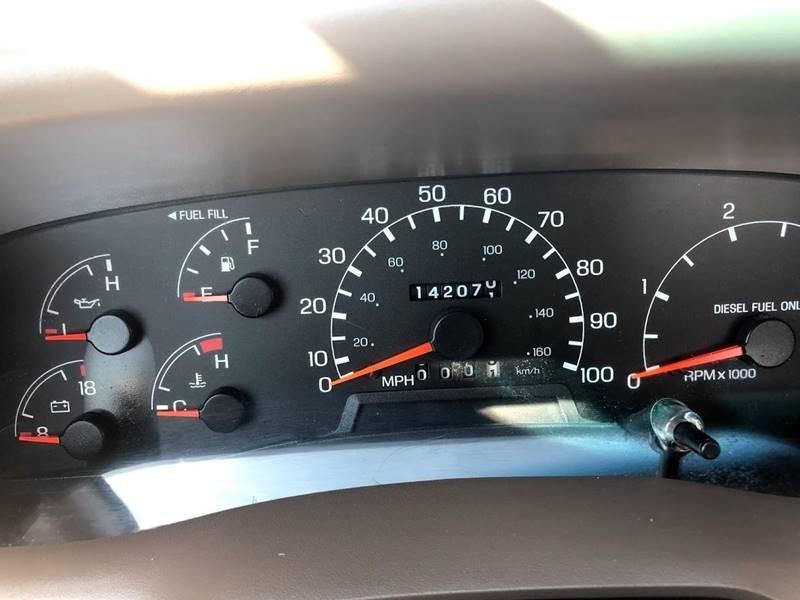 Ford Super Duty F-350 SRW 1999 price $14,995