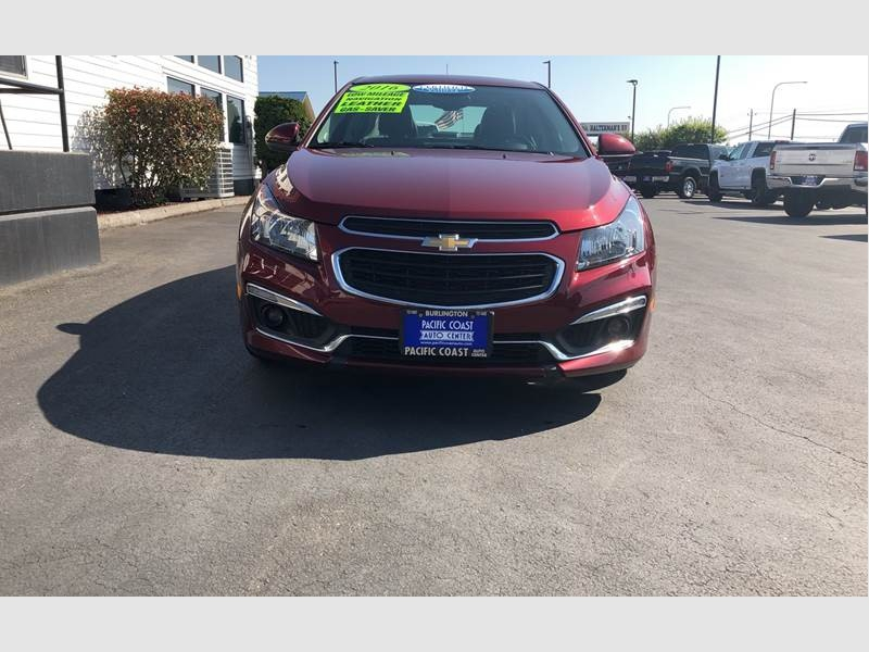 Chevrolet Cruze Limited 2016 price $14,495