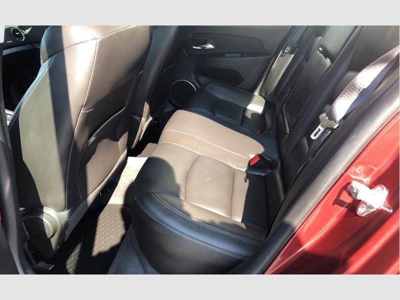 Chevrolet Cruze Limited 2016 price $14,495
