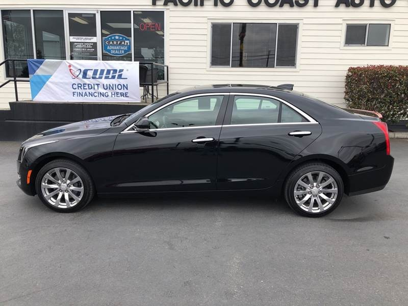 Cadillac ATS Sedan 2018 price $24,995