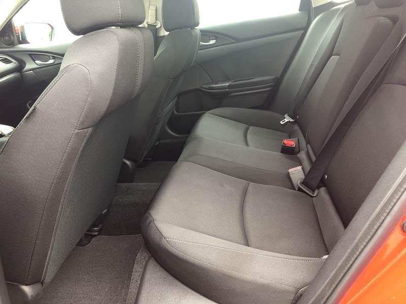 Honda Civic Sedan 2017 price $19,155