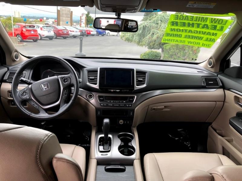 Honda Pilot 2016 price $29,995