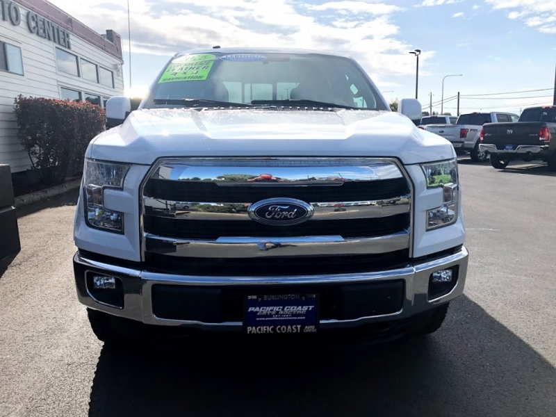 Ford F-150 2016 price $35,100