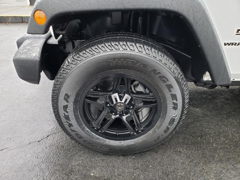 Jeep Wrangler 2017 price $24,995