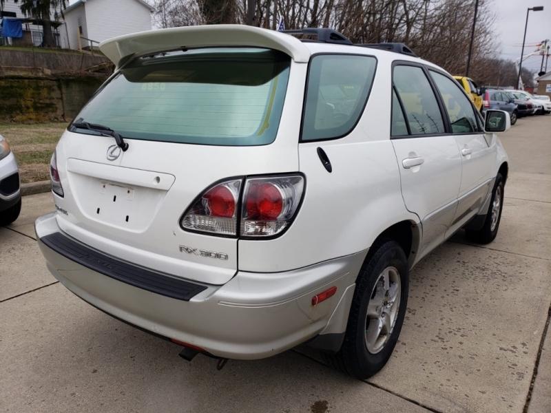 LEXUS RX 2002 price $4,250