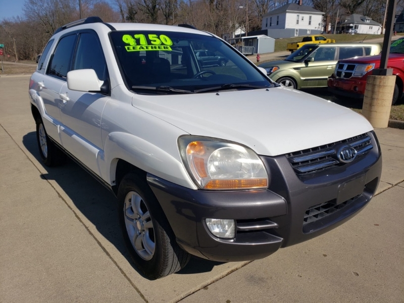 KIA NEW SPORTAGE 2006 price $4,750