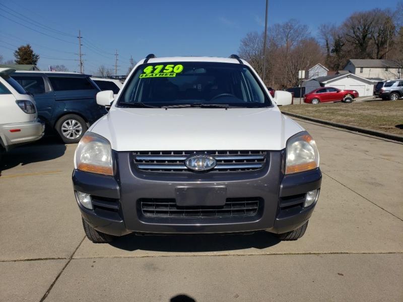 KIA NEW SPORTAGE 2006 price $4,750