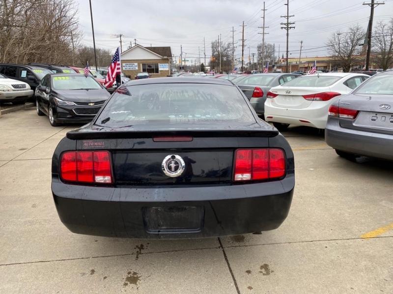 FORD MUSTANG 2009 price $4,990