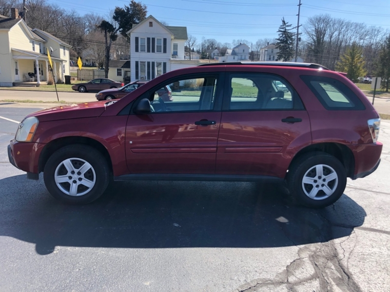 CHEVROLET EQUINOX 2006 price $3,950