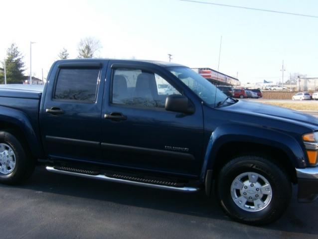 2004 Chevrolet Colorado Crew Cab 1260 Wb 4wd 1se Ls Z71