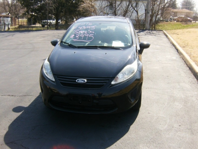 2012 Ford Fiesta 4dr Sdn S Inventory Arnold Auto Credit Auto