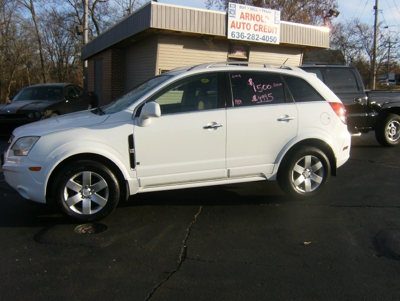2008 Saturn Vue Awd 4dr V6 Xr Inventory Arnold Auto
