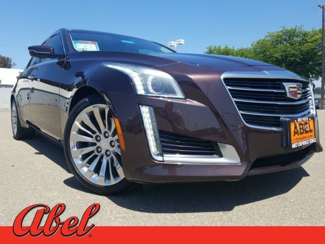 Cadillac CTS 2016 price $23,500