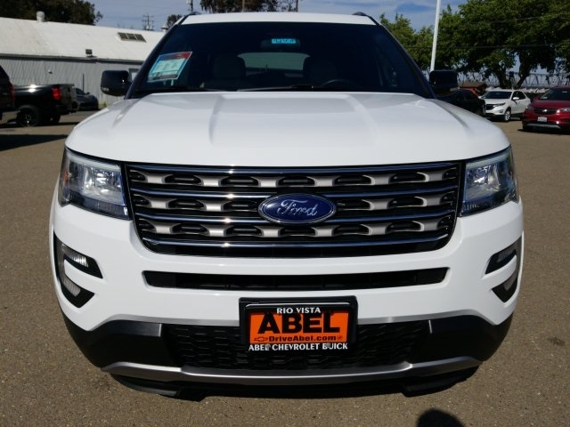 Ford Explorer 2017 price $23,947