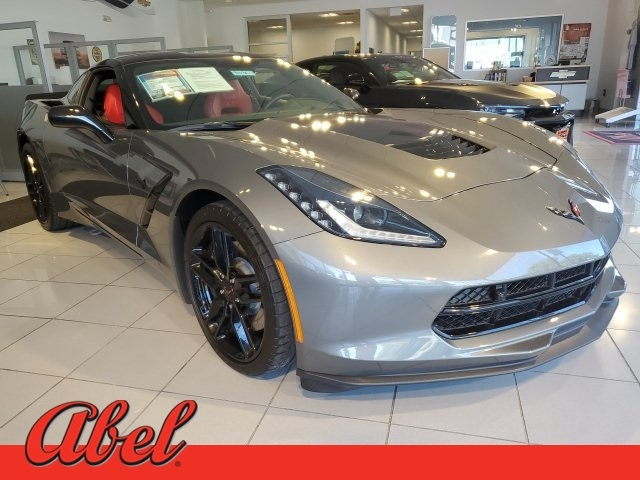 Chevrolet Corvette 2016 price $45,996