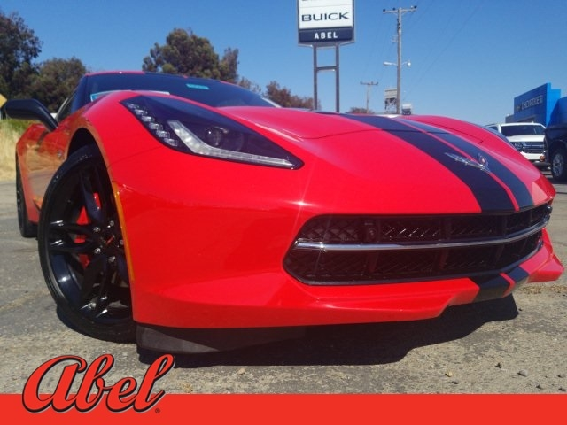 Chevrolet Corvette 2016 price $44,683
