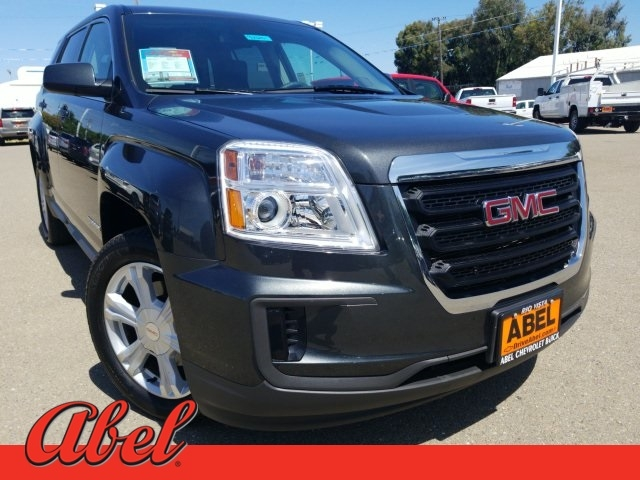 GMC Terrain 2017 price $16,292
